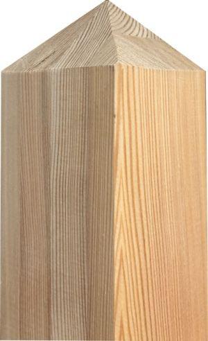 Lärchenholz Pfosten 90/90 mm