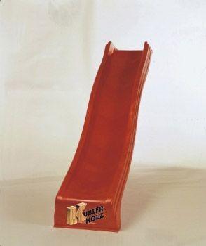 HDPE-Rutsche 125 cm Rot