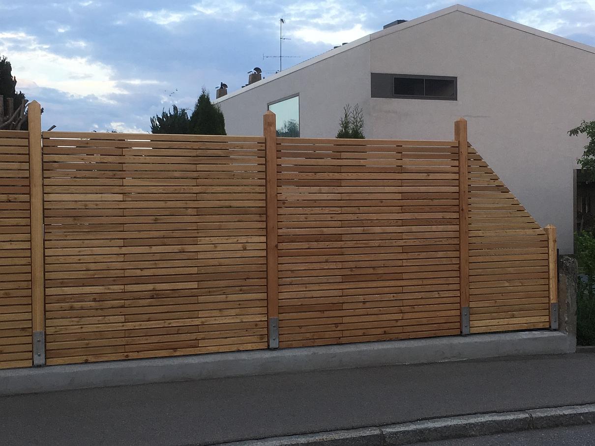 Larche Rhombus Sichtschutz Ls 180 180cm Sibirische Larche